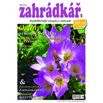 časopis Zahrádkář – duben 2019